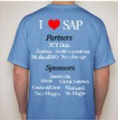 I Love SAP shirt