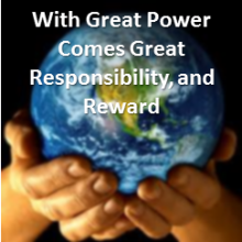Earth Power Responsibility