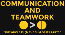 CommunicationTeamwork